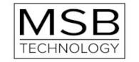 MSB TECHNOLOGY / エムエスビー・テクノロジー