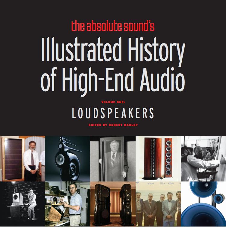 「米国、アブソルートサウンド社による豪華愛蔵書「The Absolute Soundund's Illustrated History of High-End Audio」Vol. 1, Vol. 2の販売を行います」